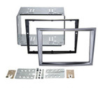 Double DIN Fitting Kit - Vauxhall - Charcoal Metallic