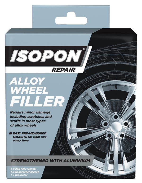 ISOPON - Alloy Wheel Filler - 100ml ALWH/PBX