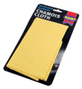 Perforated Synthetic Chamois Leather - 400mm x 400mm - On Card