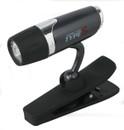 LED Mini Clip Spotlights - 12V - Charcoal Grey