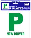 P Plates - Magnetic - Pair
