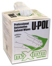 Dry Solvent Wipes - Pack Of 350