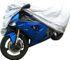 Water Resistant Motorcycle Cover - Medium