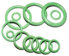 Rubber O Rings - Assorted Air Conditioning - Pack of 12