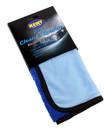 2 In 1 Clean & Sparkle Microfibre Glass Cloth