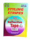 Hi Vis Reflective Tape - Red
