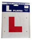 L Plates - Self Adhesive - Pair