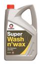 Super Wash N' Wax - 5 Litre