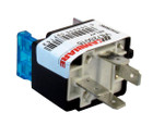 Relay - 12V - 4-Pin - Normally Open With 16A Fuse