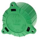 Green Cap for 8-Pin/13-Pin Plugs