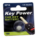 Coin Cell Battery 189 - Alkaline 1.5V - Box of 10