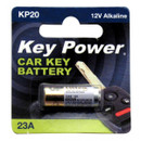 Coin Cell Battery 23A - Alkaline 12V - Box of 10