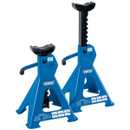 Axle Stands - Ratcheting - 2 Tonne - Pair