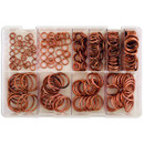 Compression Washers - Assorted - Pack Of 250