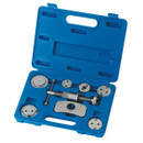 Brake Piston Wind Back Tool Kit - 8 Piece
