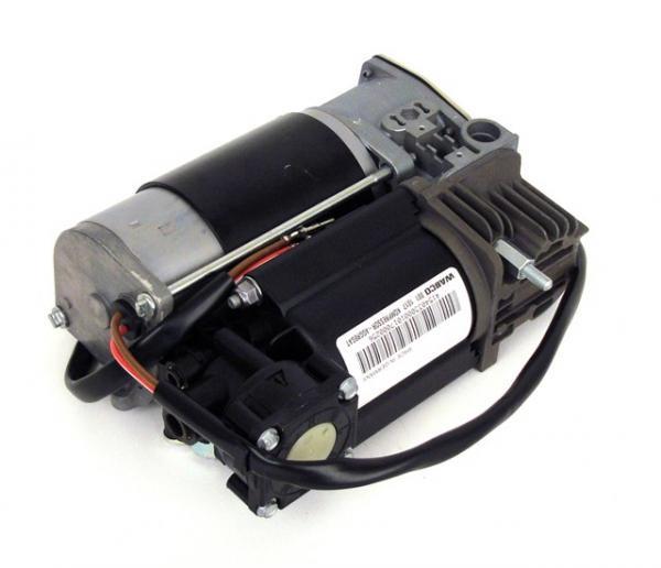 WABCO OES Air Suspension Compressor - 99-06 BMW X5 (E53) w/4-Corner Leveling