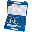 Brake Pipe Flaring Kit - 7 Piece