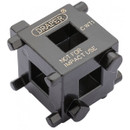 Brake Caliper Wind Back Cube 3/8in. Square Drive