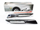 BMW 3 5 & X Series Chrome Fender Amber LED Side Indicators