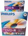 Phillips 4X Logo Top Mini DVD-R 1.46GB
