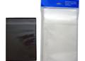 DVD Plastic Bag for Slim 7mm DVD Case