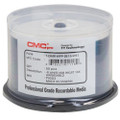 CMCpro 16X White Inkjet Hub Watershield Printable  DVD-R (4.7GB)