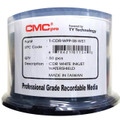 CMCpro Watershield 52X White Inkjet Hub Printable CD-R