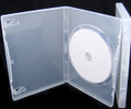 Clear Single DVD Case