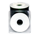 Spin-X White Inkjet Hub Printable Top Mini CDR Media 22min/193MB