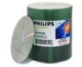 Philips Silver Shiny Top CD-R 52X 80min/700MB