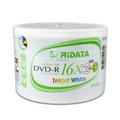 Ritek Ridata 16X White Inkjet Hub Printable DVD-R 4.7GB