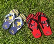 Ranch Flip Flops