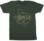 Camp La Junta Texas Tee