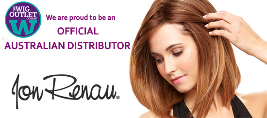 Official USAn Distributor of Jon Renau Wigs