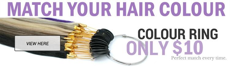 Match Your Hair Colour