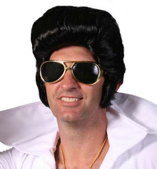 Elvis Rock N Roll Costume Wig (9127)