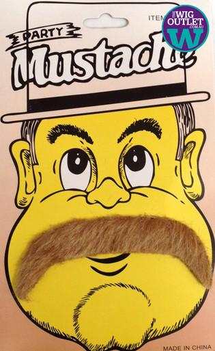 Moustache (Merv) - Blonde