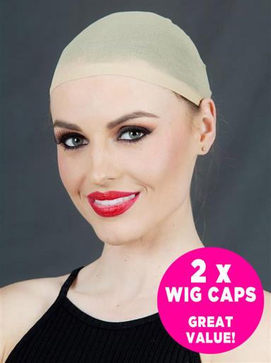 NUDE Wig Stocking Cap
