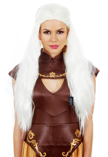 Daenerys Targaryen Game of Thrones Inspired Costume Wig (9206)