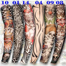 TRIBAL TATTOO SLEEVE -  Great Rockstar Accessory!