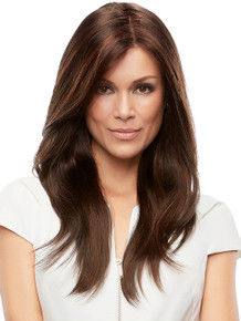 ZARA - Lace Front Monofilament Long Layered Straight Wig - by Jon Renau FS4/33/30A