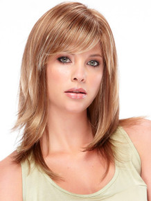ANGELIQUE - Straight Long Layered Wig - by Jon Renau FS26/31