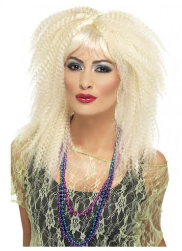 80's Trademark Crimp Costume Wig (SM-23160)