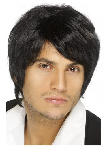 Boy Band Costume Wig