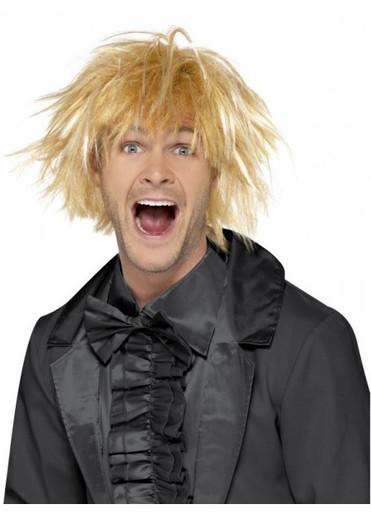 90's Messy Surfer Guy Blonde Costume Wig