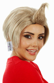 Something About Mary Inspired 90's Costume Wig (High Quality) - by Allaura
