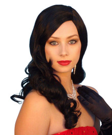 Rita 1940s Glamour Blonde Costume Wig
