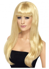 Blonde Long Straight Babelicious Wig (SM-42415)