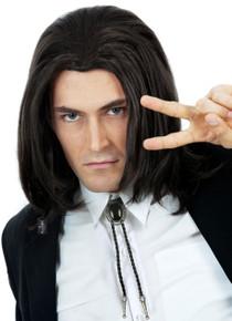 Vincent Vega Costume Wig