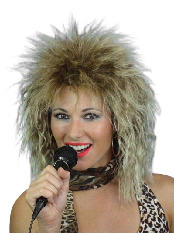 80 s Tina Turner Style Costume Wig. Click to enlarge d994b4e825f7